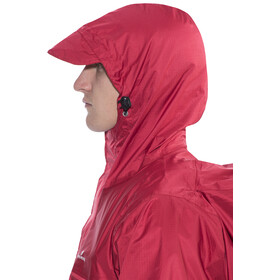 Ferrino Trekker Poncho 150cm, red